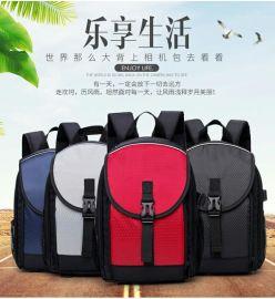 上海定制相机包 摄影外出双肩背包 多功能工具包 拉图定做