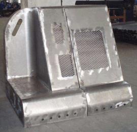 激光焊接机架