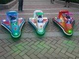 山西運城廣場雙人電動兒童碰碰車顏色齊全