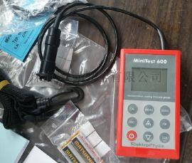 德国EPK品牌MiniTest 600BF3便携式涂层测厚仪