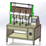 工業機器人柔性電纜扭轉試驗機