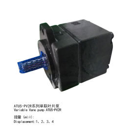 进口油研液压油泵PV2R叶片泵国产替代液压泵