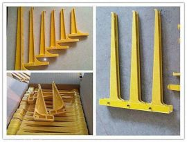 PVC高强电缆支架玻璃钢支架 规格材质