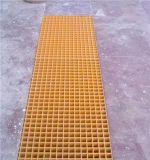 玻璃鋼污水溝踏步板 玻璃鋼格柵鴿舍地網無需維護
