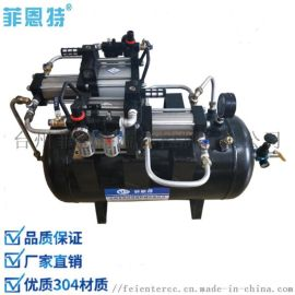 大流量气体增压泵 激光切割气压增压阀20bar