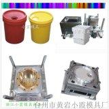 生产加工 3L油桶注塑模具