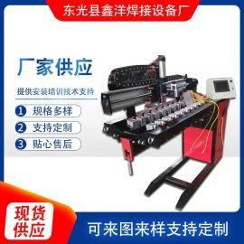 厂家供应 自动直缝机 数控直缝焊机 直缝焊机加工