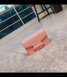 网红简约时尚流行单肩包
