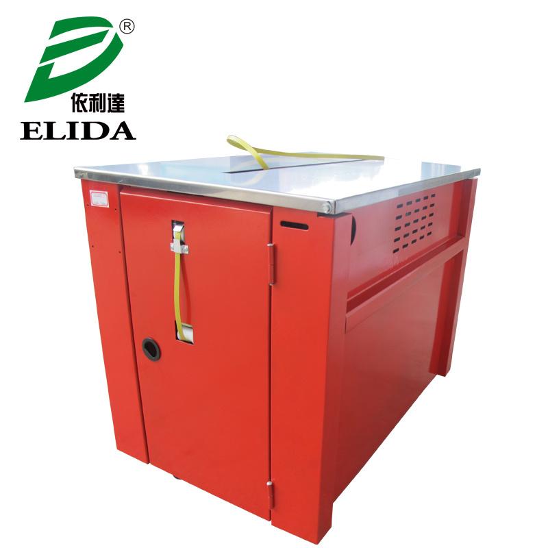 瀾石連州ELIDA塑料帶低臺全自動打包機維護保養