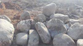 永顺天然鹅卵石厂家 别墅园林装饰大鹅卵石