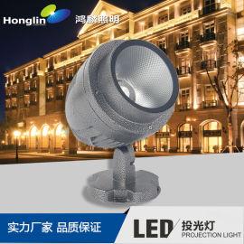 大功率 30W 新款LED 建筑外墙 楼体投光灯