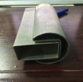 衡水不锈钢异型管,机械结构管304