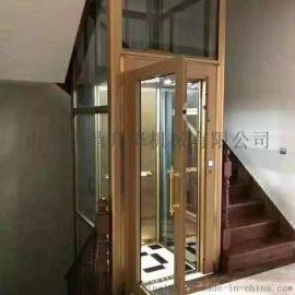 电梯家用简易电动升降台别墅阁楼复式老人用