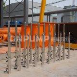 450米耐磨损不锈钢矿用深井潜水泵