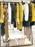 广州品牌女装有哪些木茜格18年秋品牌女装折扣批发