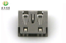 锰钢冲压生产 五金弹片加工 精密冲压件定制