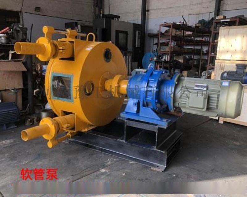 怒江東營化工原料軟管泵揚程多高