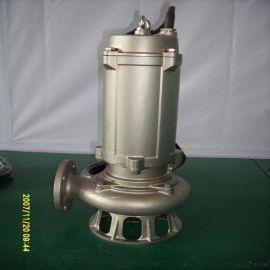 精铸不锈钢污水泵-耐腐蚀耐酸碱污水泵