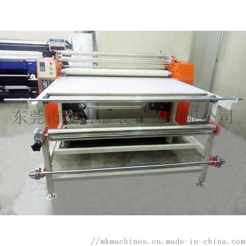 大型滚筒烫画机 热转印滚筒机 数码印花