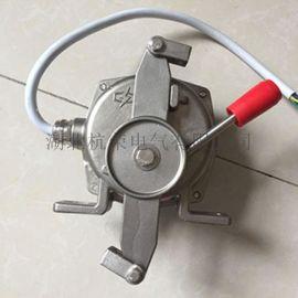 不锈钢 LXB-02GKK-T1双向拉绳开关