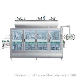不锈钢下称重灌装机自动