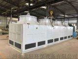 方形逆流式低温降型DFNL-200玻璃钢冷却塔