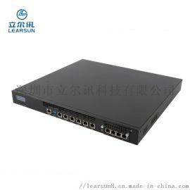 高效节能 LN1613标准1U六网口机架式服务器