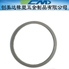 耐高低温硅胶制品工程方案 东莞硅胶密封圈使用寿命长