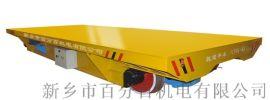江西200吨钢管运输地轨车, 无轨升降车过跨台车基础设计