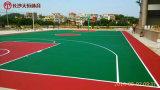 衡阳常宁室外篮球场材料施工厂家-天恒体育设施