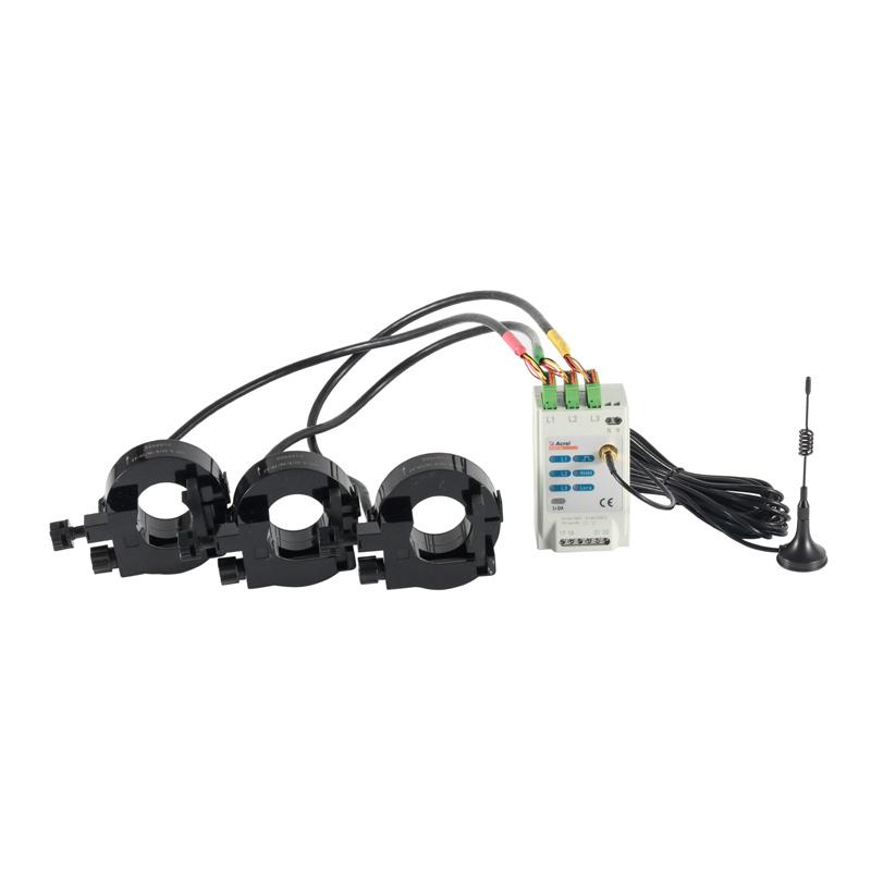无线计量模块AEW100-D20标配开口式互感器 变电所配电柜改造使用