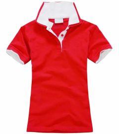 越秀区夏季短袖T恤衫 公元前企业文化衫定做 促销服定做 免费绣花印花