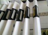 陽江交通設施 供應優質柱式輪廓標 道路道釘 裏程碑 水泥隔離墩 熱熔發光標線劃線廠家價格