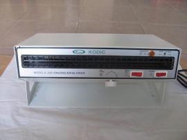 科迪克高效静电除尘卧式离子风机K-200,消除静电器风机