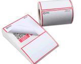 三层不干胶印刷,三层电子商务发货单,三层热敏纸印刷