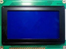 液晶屏12864A蓝屏