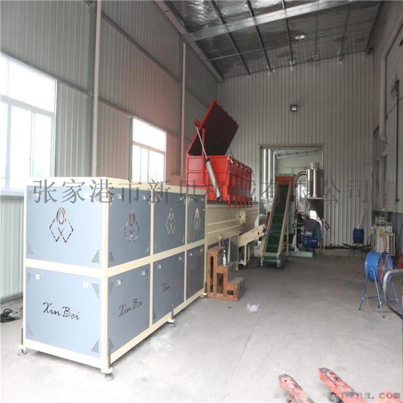 定製型板材撕碎機、PP/PE板材高產能撕碎機、