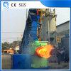 新型环保产品生物质燃烧机木粉燃料燃烧机对接熔铝炉