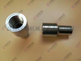 M27X2不锈钢直形连接头热电偶管嘴压力表温度计接头直型温度接头