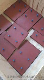耐磨陶瓷橡胶衬板 耐磨陶瓷衬板、滚筒陶瓷衬板