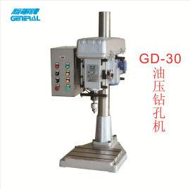 深圳GD1-191台湾将军液压多轴钻孔机五金扩孔