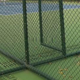 河北廊坊体育**操场安装网球场围网