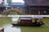 贵州旅游木船 玻璃钢仿古船质量过硬服务好