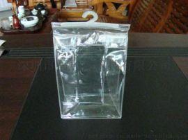 專業生產環保PVC掛鉤袋 EVA服裝袋