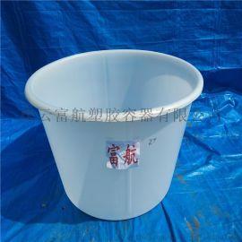 5立方海虾养殖塑料盆 5吨敞口塑料桶厂家