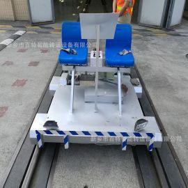 自重0.1t轻型  检查探轨道车火车轨道检修车  无轨胶轮车