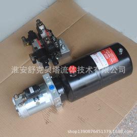 DC12V1.6KW-6L电动叉车系列液压动力单元