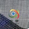 各種顏色幅寬克重PVC網格布網眼布