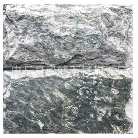 厂家批发森林绿花岗岩石材光面自然面火烧面蘑菇石各种异形加工