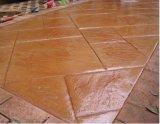 藝術壓花地坪,裝飾混凝土新技術彩色桓石混凝土